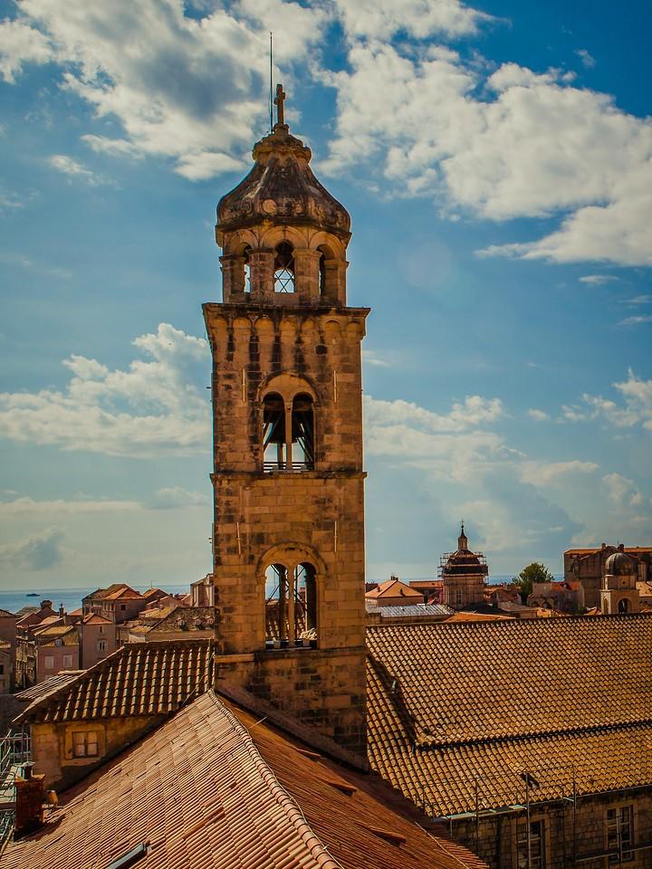 克罗地亚杜布罗夫尼克(Dubrovnik),城中高塔_图1-15