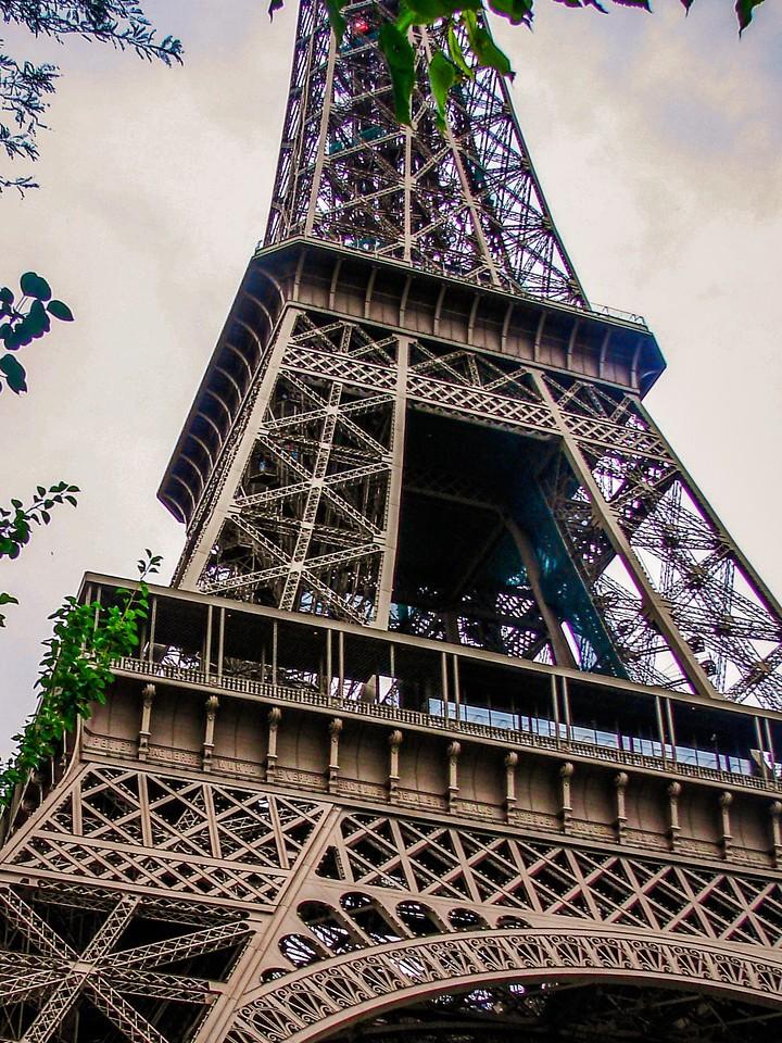 法国巴黎,铁塔地标_图1-12