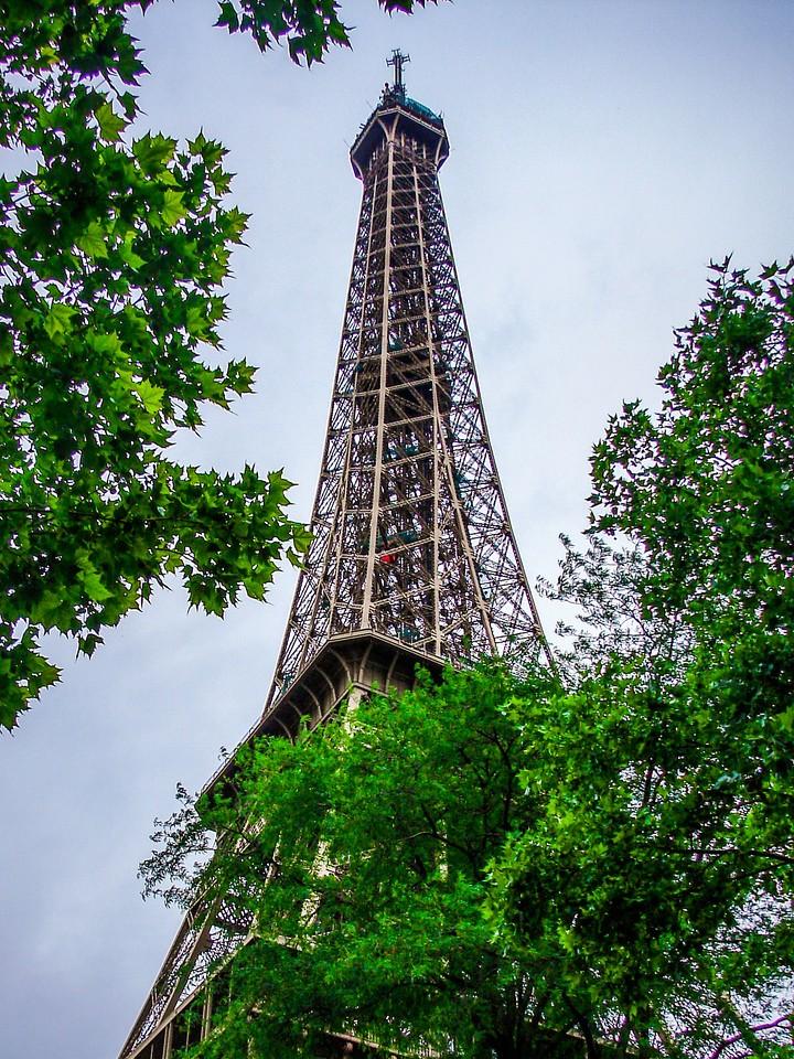 法国巴黎,铁塔地标_图1-15