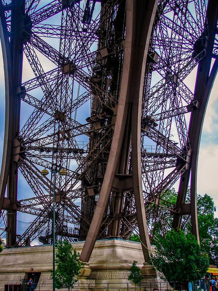 法国巴黎,铁塔地标_图1-14