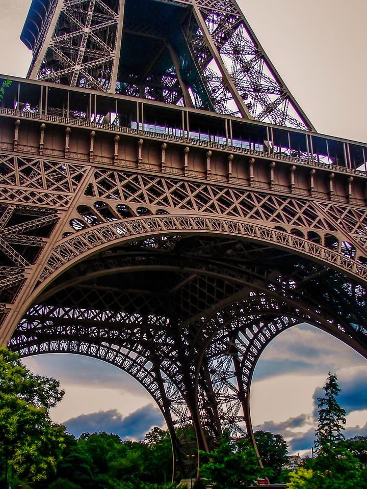法国巴黎,铁塔地标_图1-6