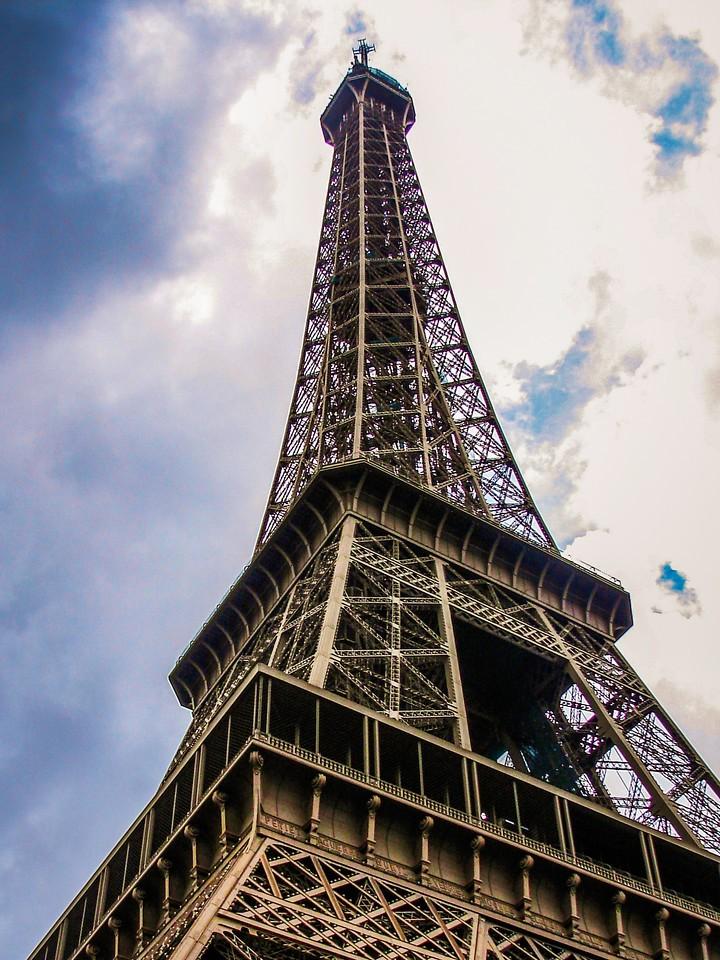 法国巴黎,铁塔地标_图1-9
