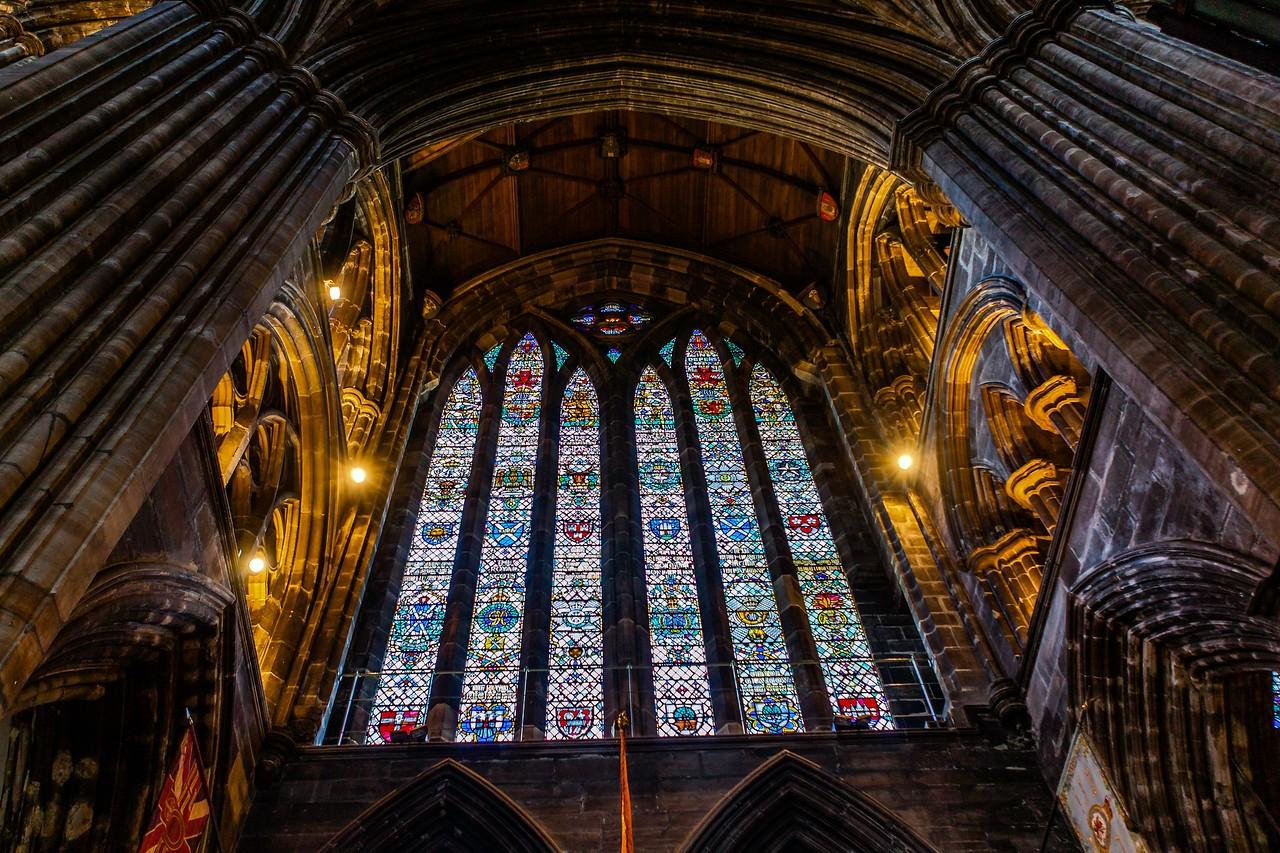 苏格兰格拉斯哥大教堂,细细欣赏_图1-9
