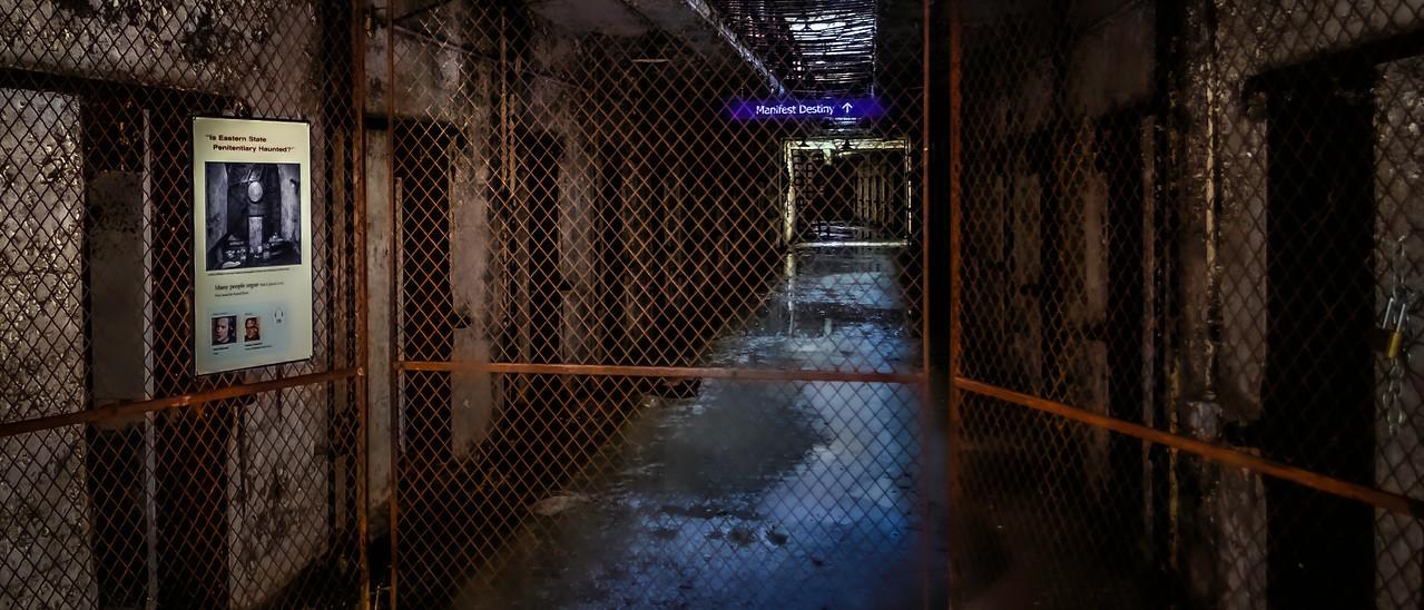 滨州东部州立监狱(Eastern State Penitentiary),一间间一排排_图1-3