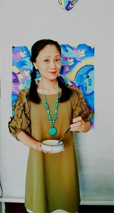 有国际视野的艺术家张炳瑞香_图1-1