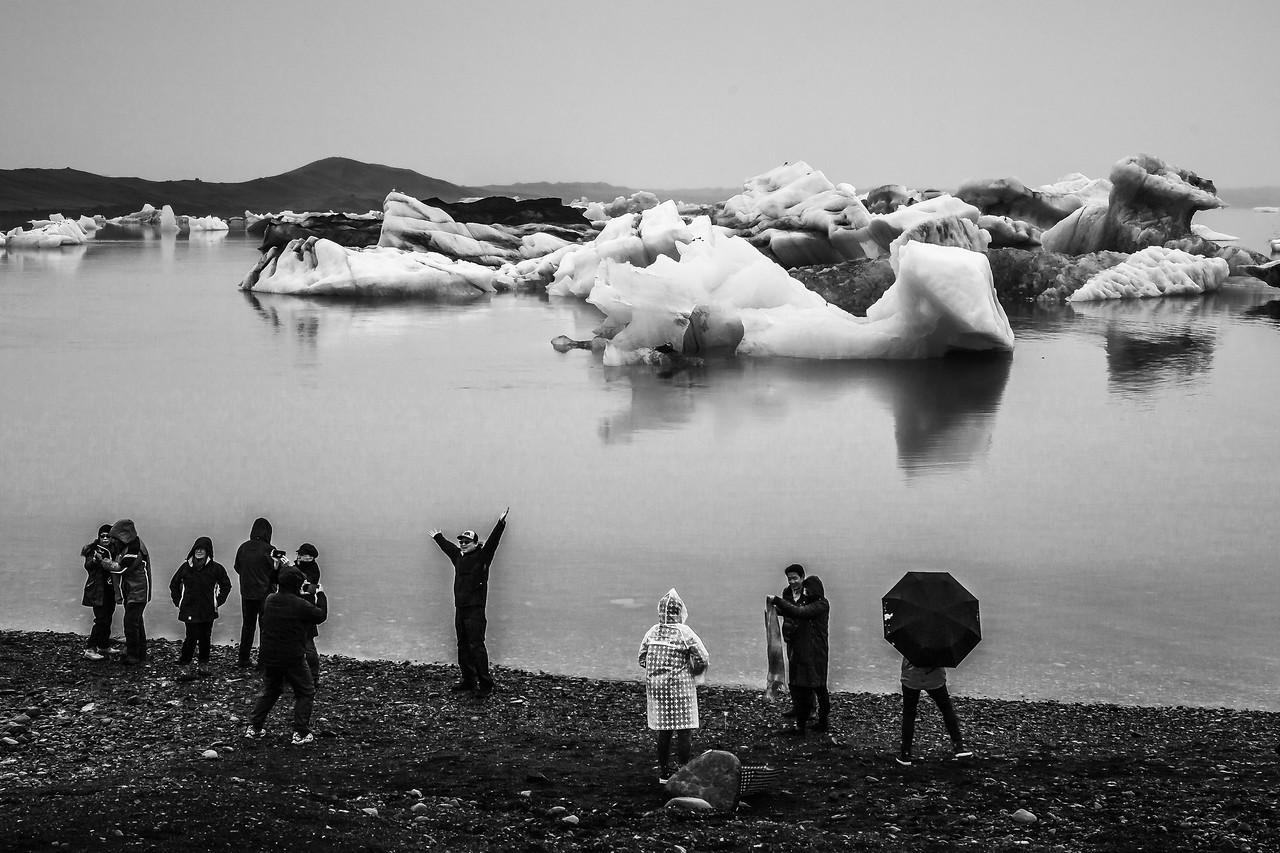 冰岛冰川泻湖(Glacier Lagoon),自然杰作_图1-8