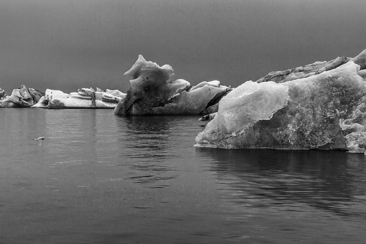 冰岛冰川泻湖(Glacier Lagoon),自然杰作_图1-2