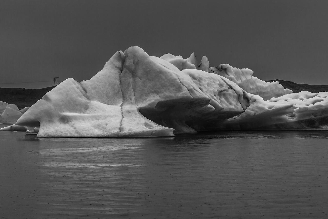 冰岛冰川泻湖(Glacier Lagoon),自然杰作_图1-3