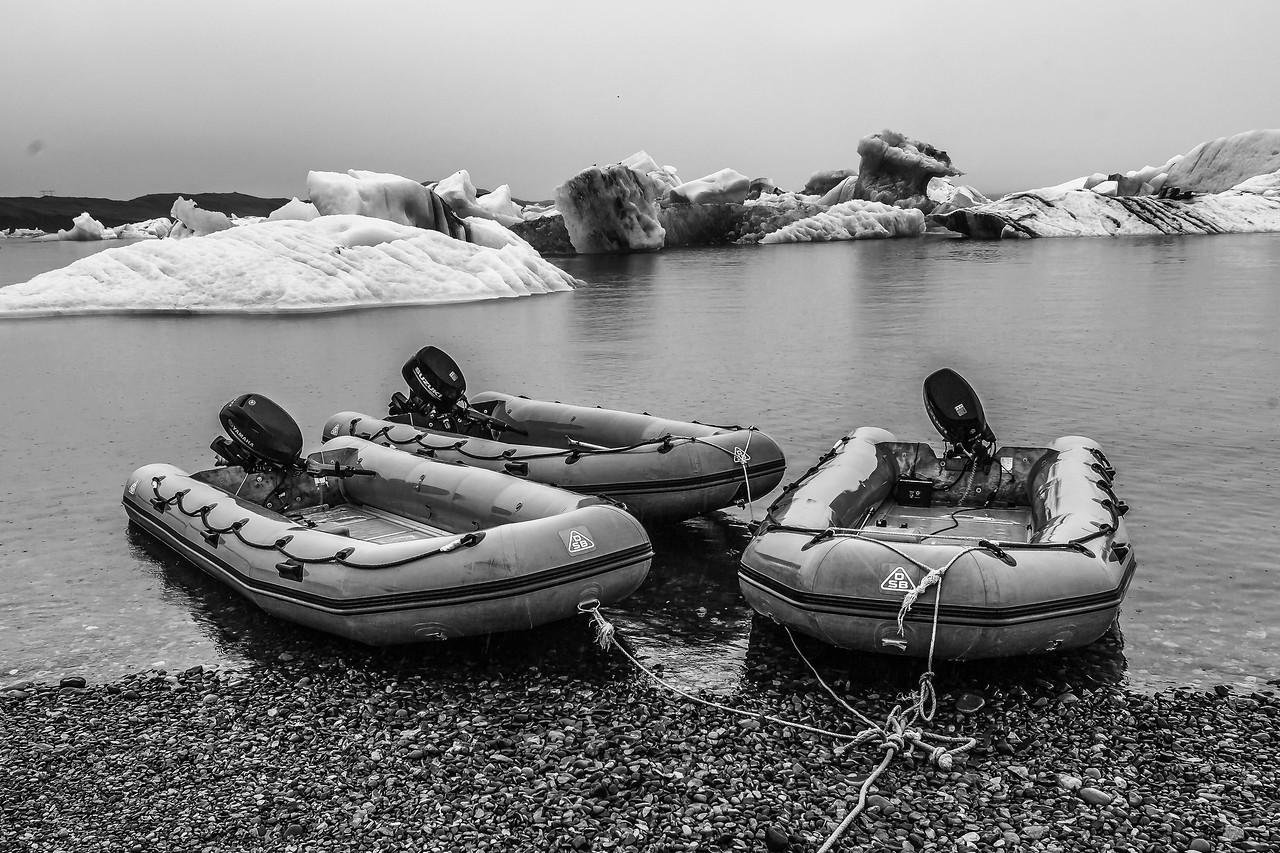 冰岛冰川泻湖(Glacier Lagoon),自然杰作_图1-1