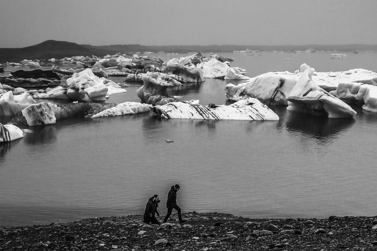 冰岛冰川泻湖(Glacier Lagoon),自然杰作_图1-10