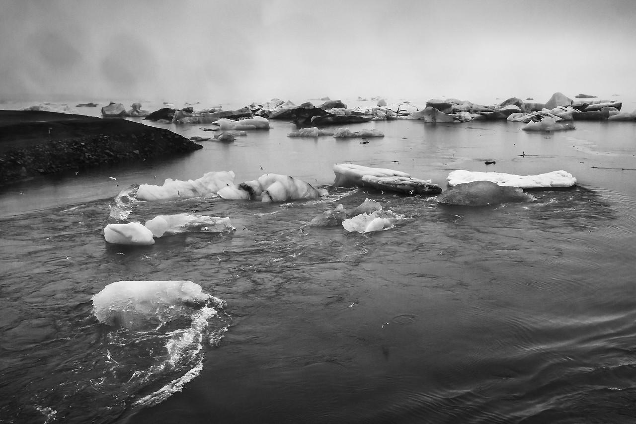 冰岛冰川泻湖(Glacier Lagoon),自然杰作_图1-9