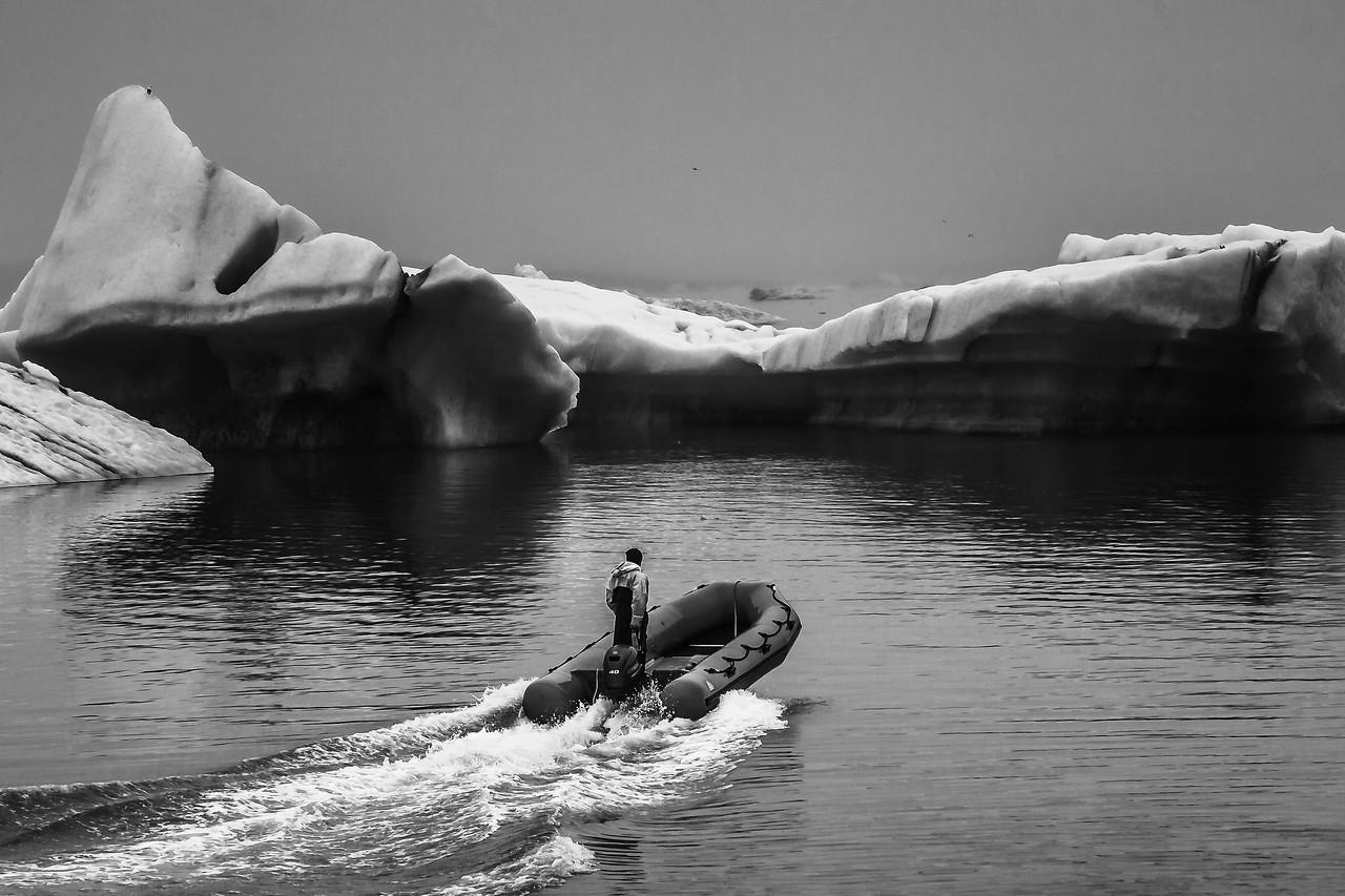 冰岛冰川泻湖(Glacier Lagoon),自然杰作_图1-14
