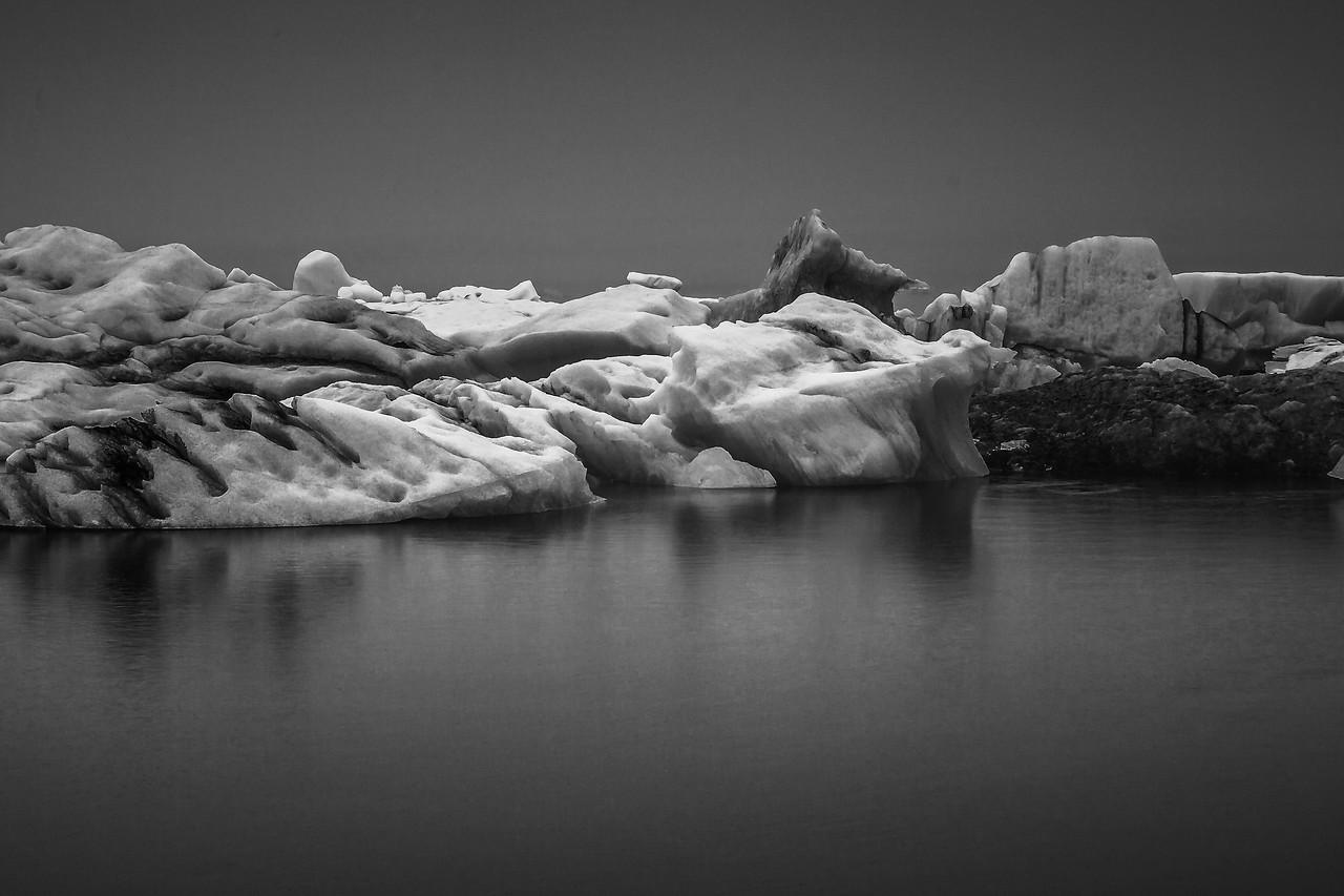 冰岛冰川泻湖(Glacier Lagoon),自然杰作_图1-18