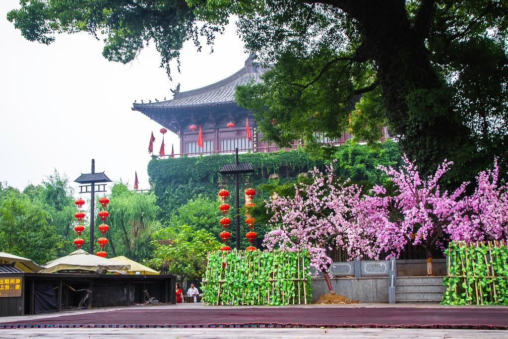 杭州宋城主题公园,历史再现_图1-1