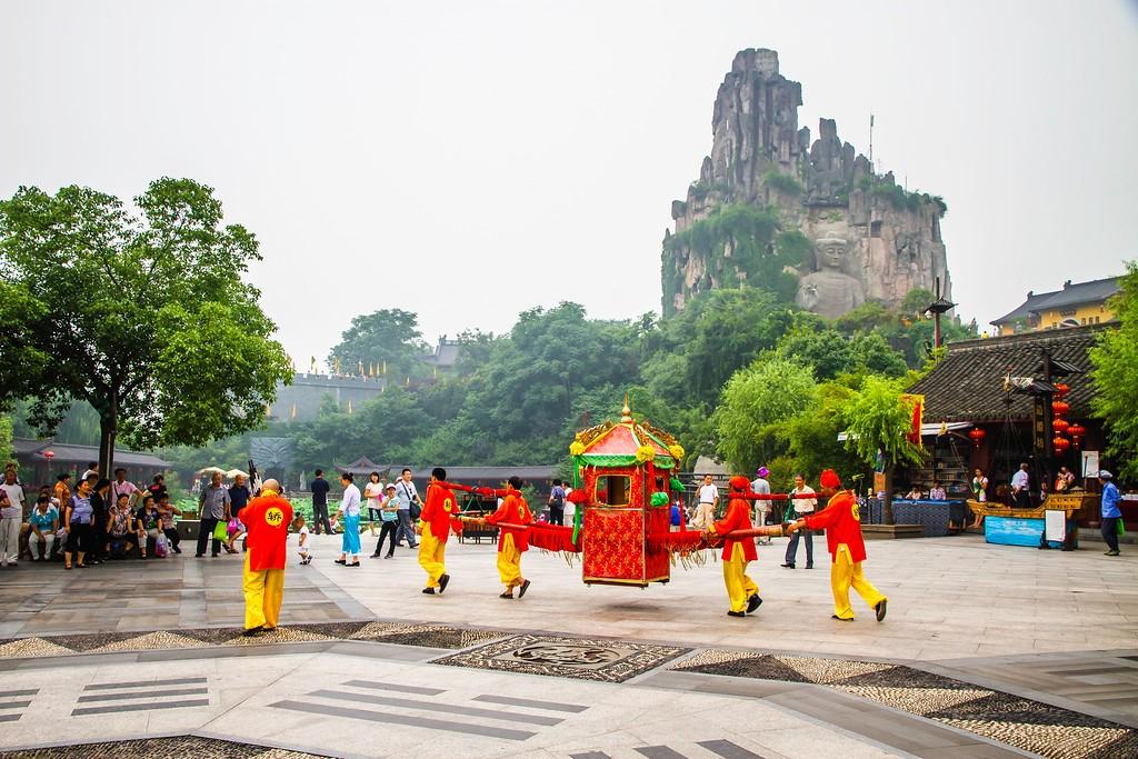 杭州宋城主题公园,历史再现_图1-9