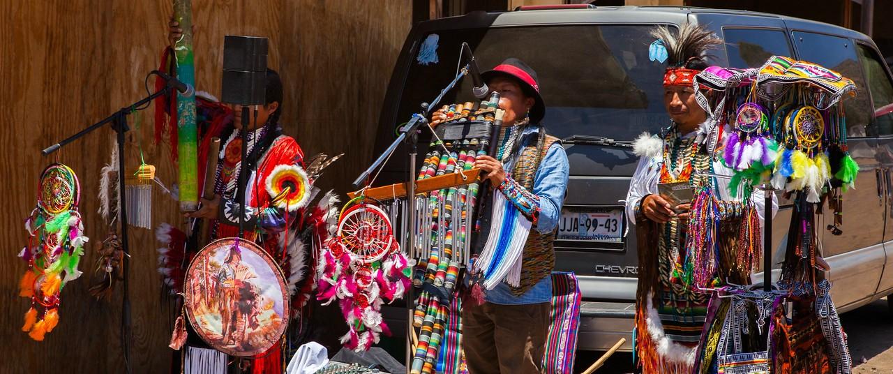 墨西哥恩森那达(ensenada),街边集市_图1-13