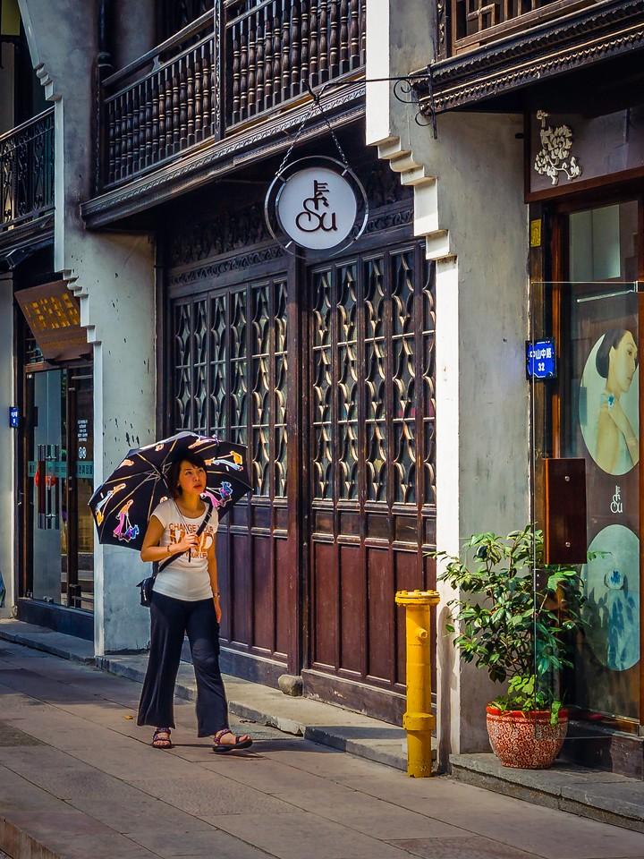 杭州古城,新旧街旧城_图1-10