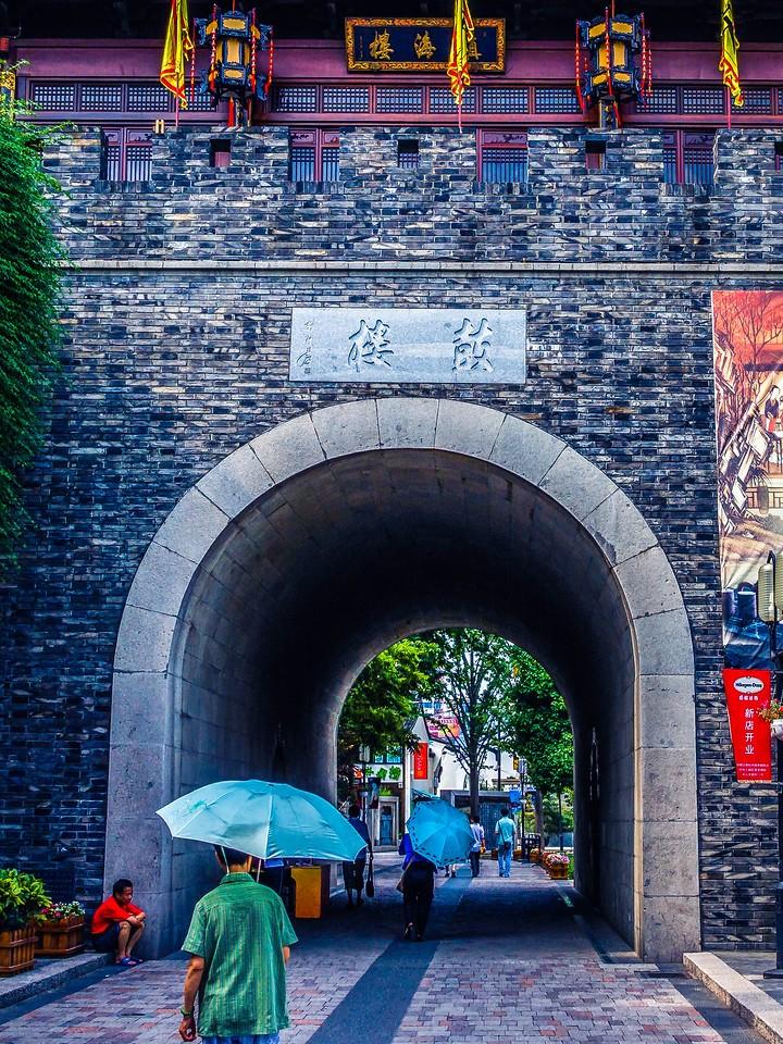 杭州古城,新旧街旧城_图1-3