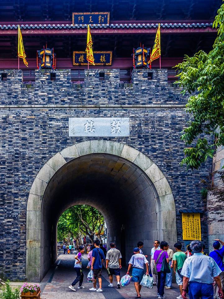 杭州古城,新旧街旧城_图1-6