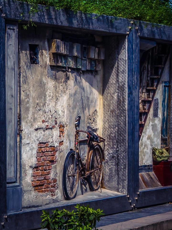 杭州古城,新旧街旧城_图1-8