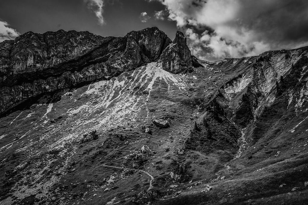 瑞士卢塞恩(Lucerne),俯瞰山峦_图1-12