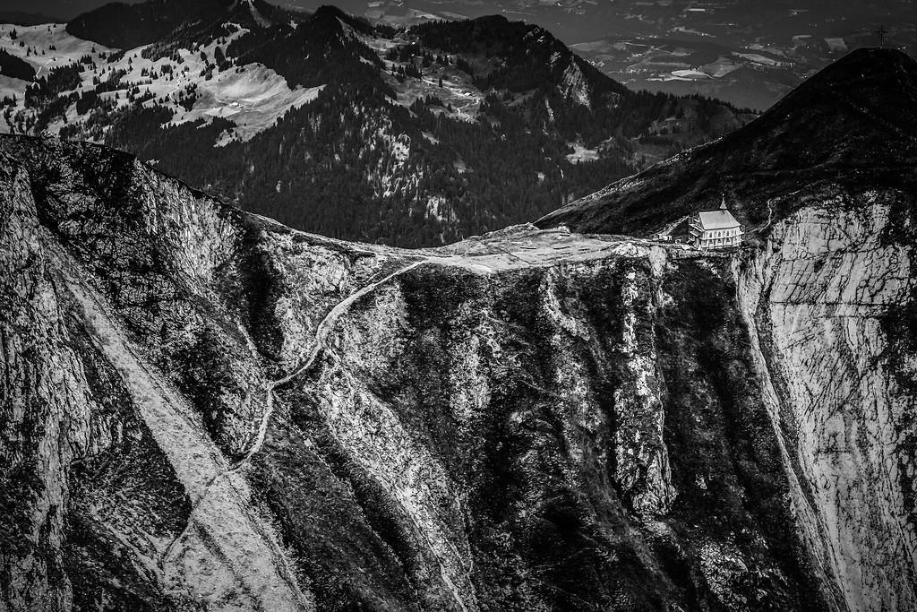 瑞士卢塞恩(Lucerne),俯瞰山峦_图1-14