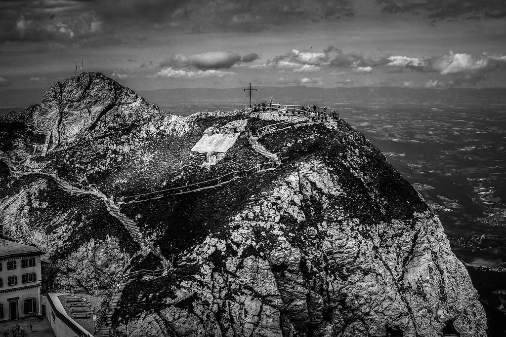 瑞士卢塞恩(Lucerne),俯瞰山峦_图1-16