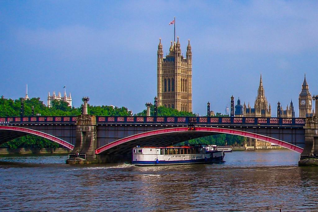 英国伦敦,城市建筑_图1-10