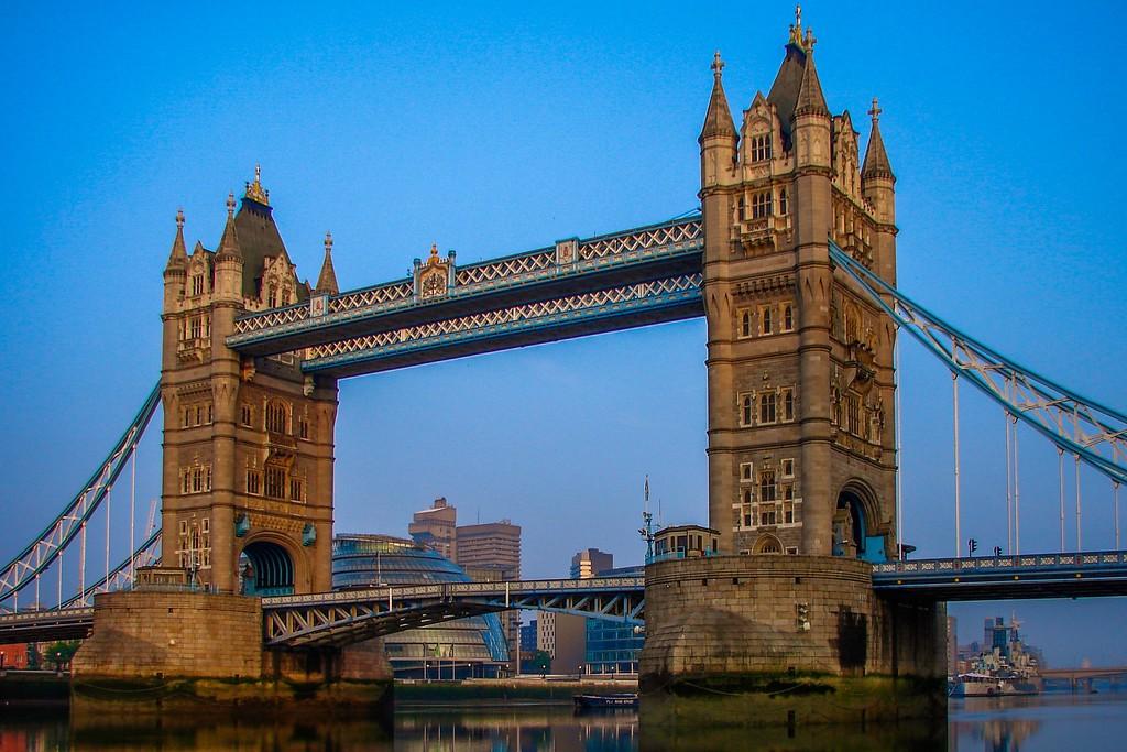 英国伦敦,城市建筑_图1-12