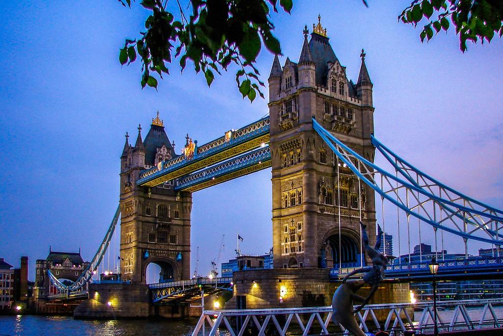 英国伦敦,城市建筑_图1-9