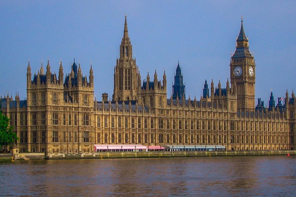 英国伦敦,城市建筑_图1-7