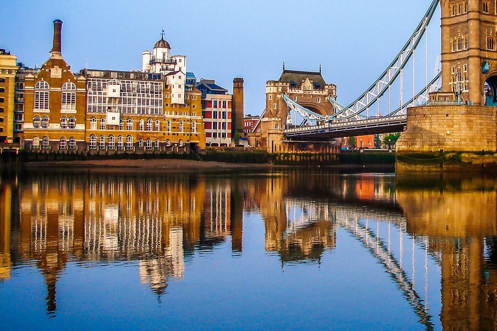 英国伦敦,城市建筑_图1-1