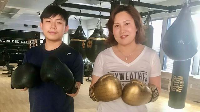 高娓娓:华人在美国被歧视针对,学武自保?地铁打跑恶霸的女柔道冠军收徒了! ..._图1-12