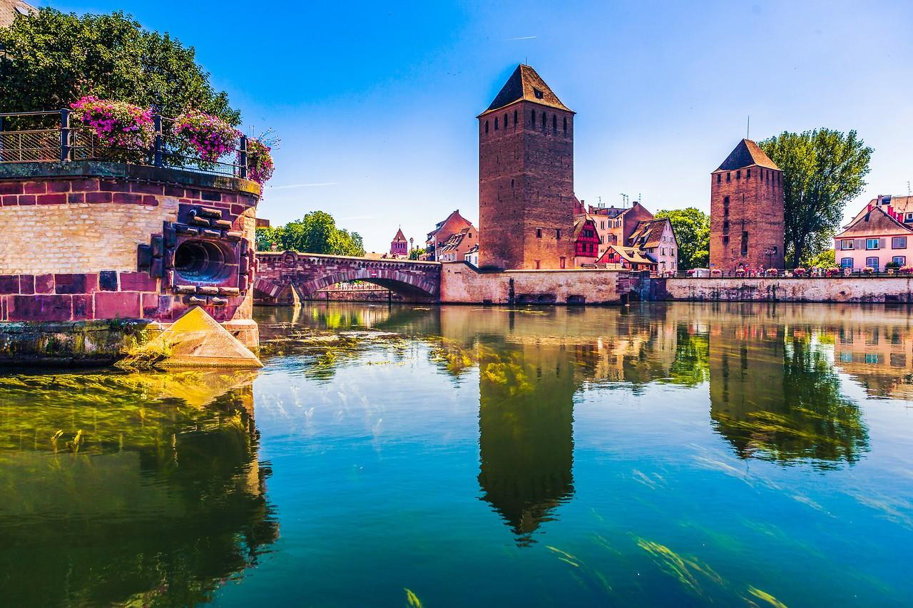 法国斯特拉斯堡(Strasbourg),城市荟萃_图1-1