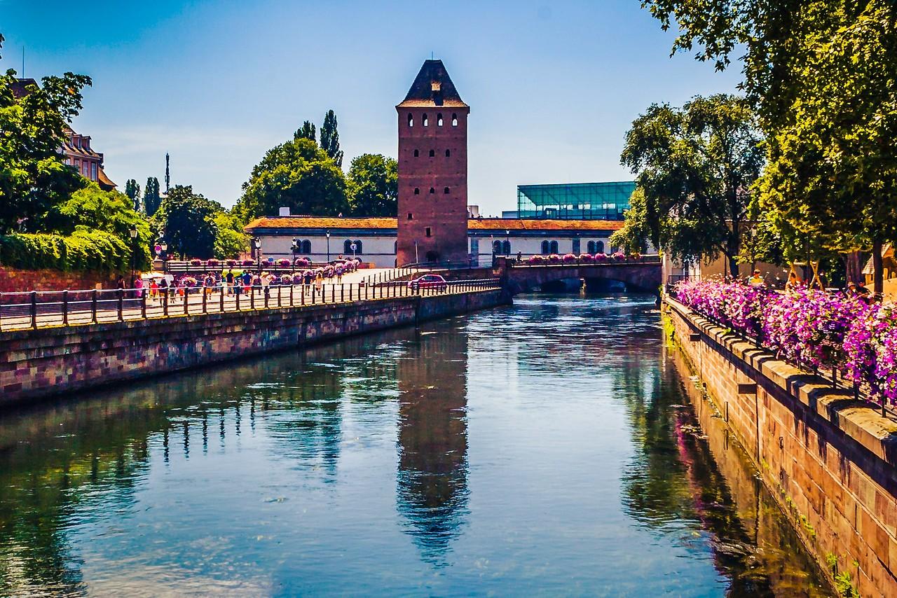 法国斯特拉斯堡(Strasbourg),城市荟萃_图1-8