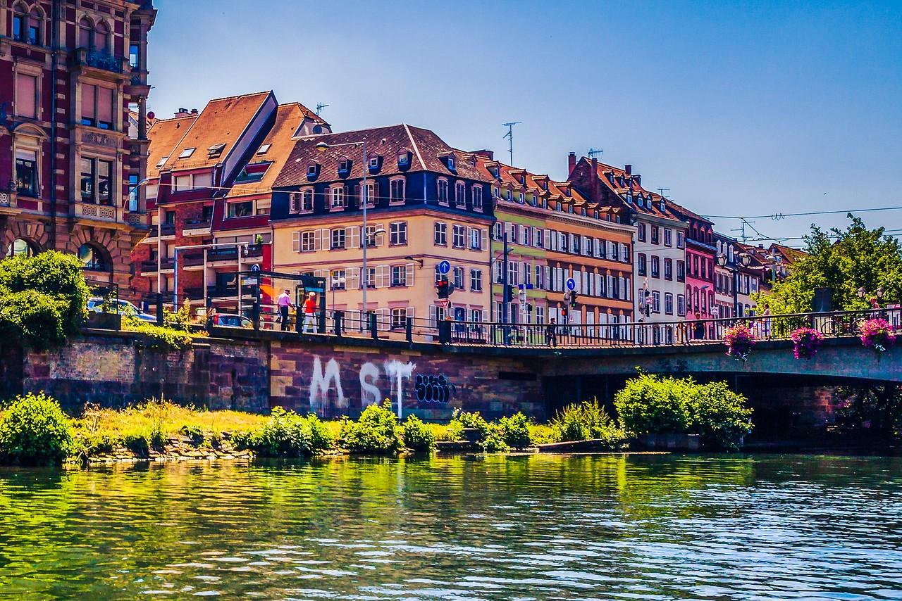 法国斯特拉斯堡(Strasbourg),城市荟萃_图1-6