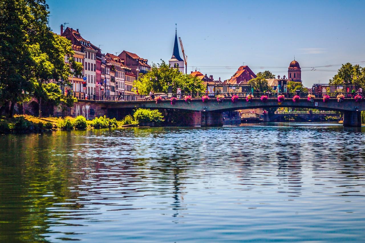法国斯特拉斯堡(Strasbourg),城市荟萃_图1-7