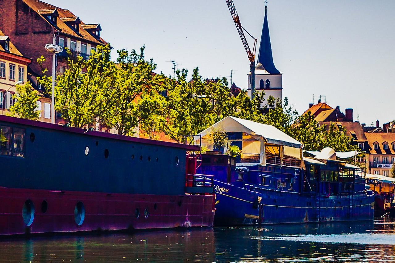 法国斯特拉斯堡(Strasbourg),城市荟萃_图1-3