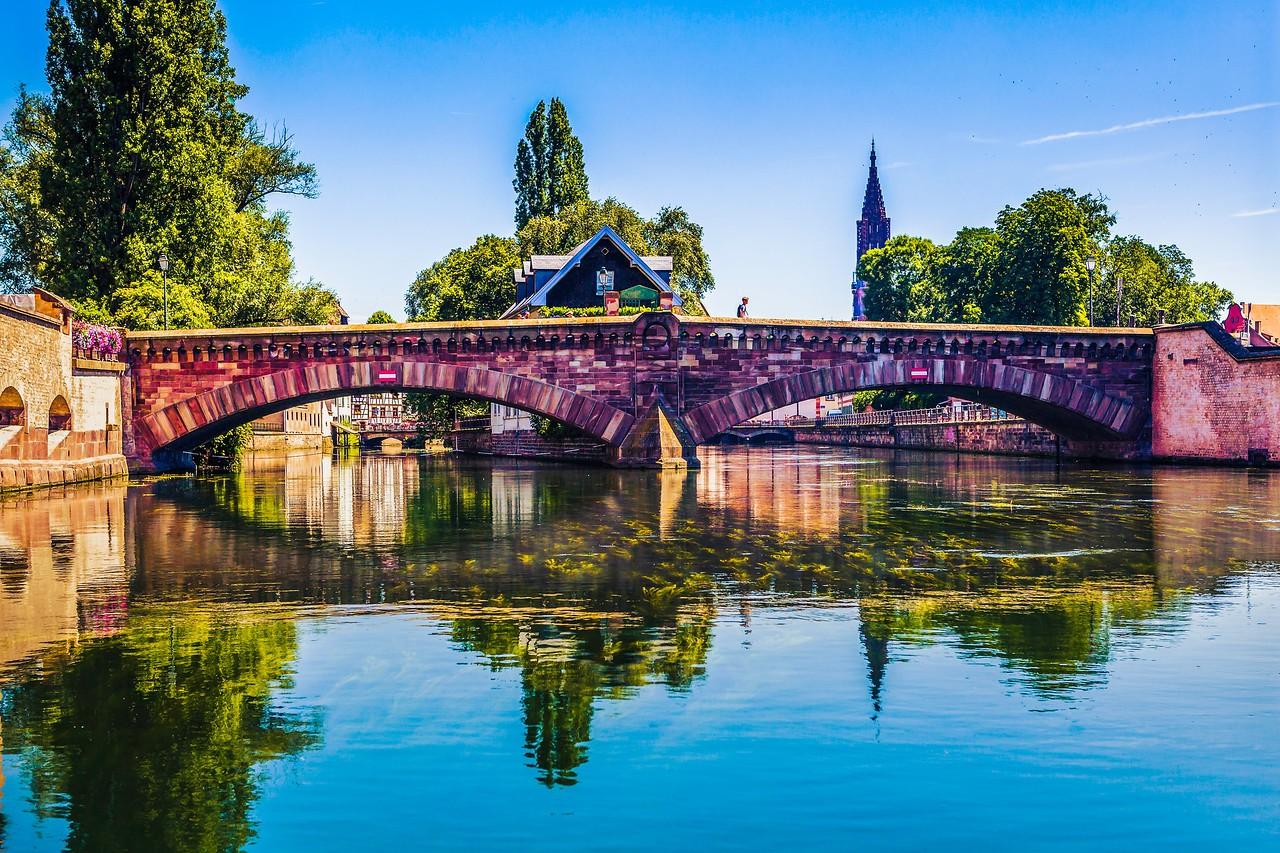 法国斯特拉斯堡(Strasbourg),城市荟萃_图1-12
