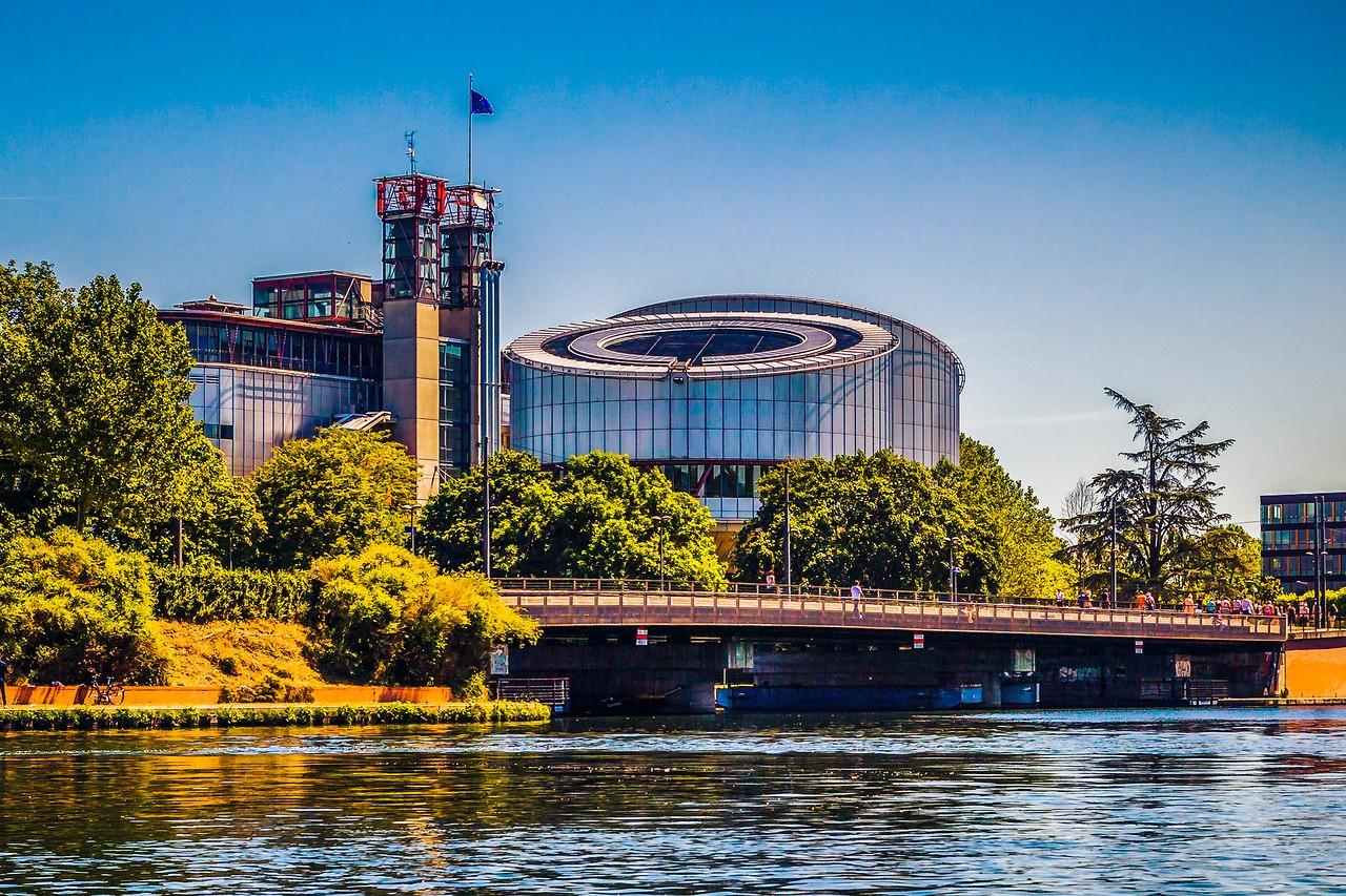 法国斯特拉斯堡(Strasbourg),城市荟萃_图1-15