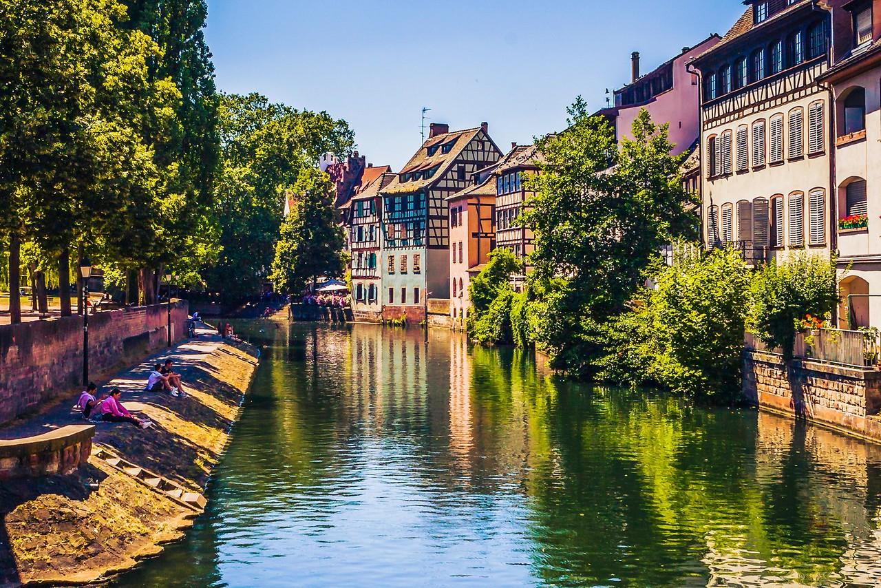 法国斯特拉斯堡(Strasbourg),城市荟萃_图1-14