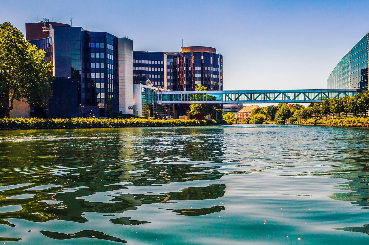 法国斯特拉斯堡(Strasbourg),城市荟萃_图1-13