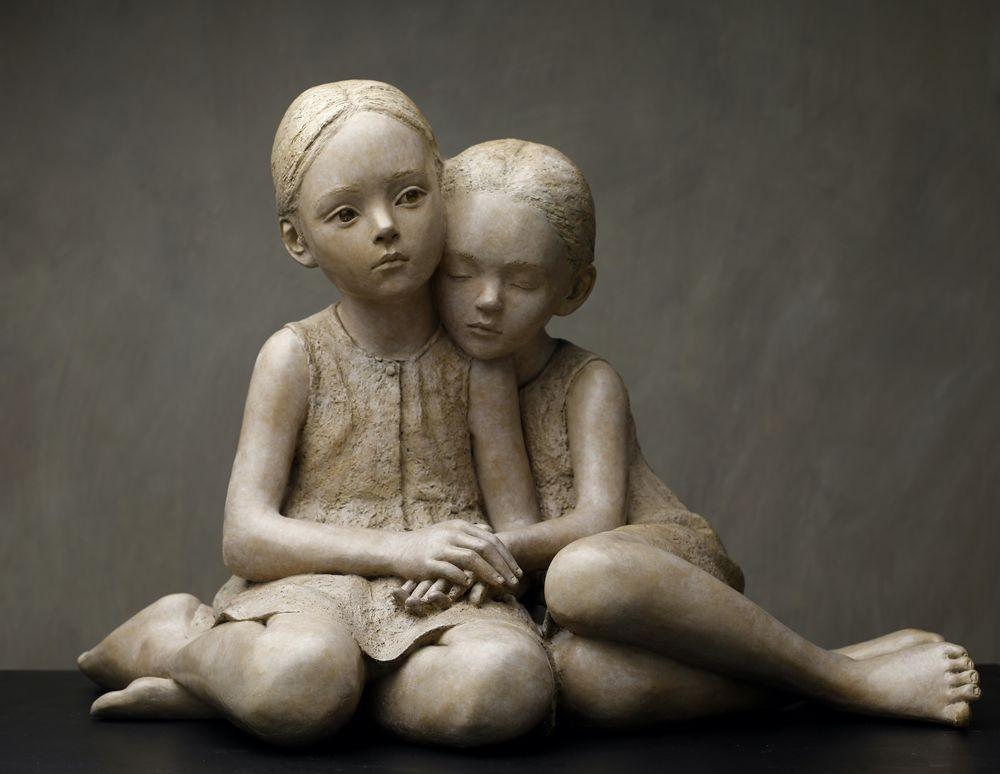 雕塑家贝里特.希尔德作品展_图1-1