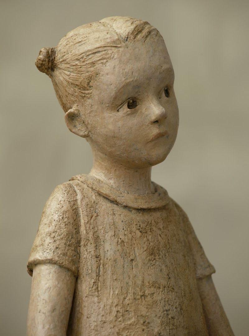 雕塑家贝里特.希尔德作品展_图1-3
