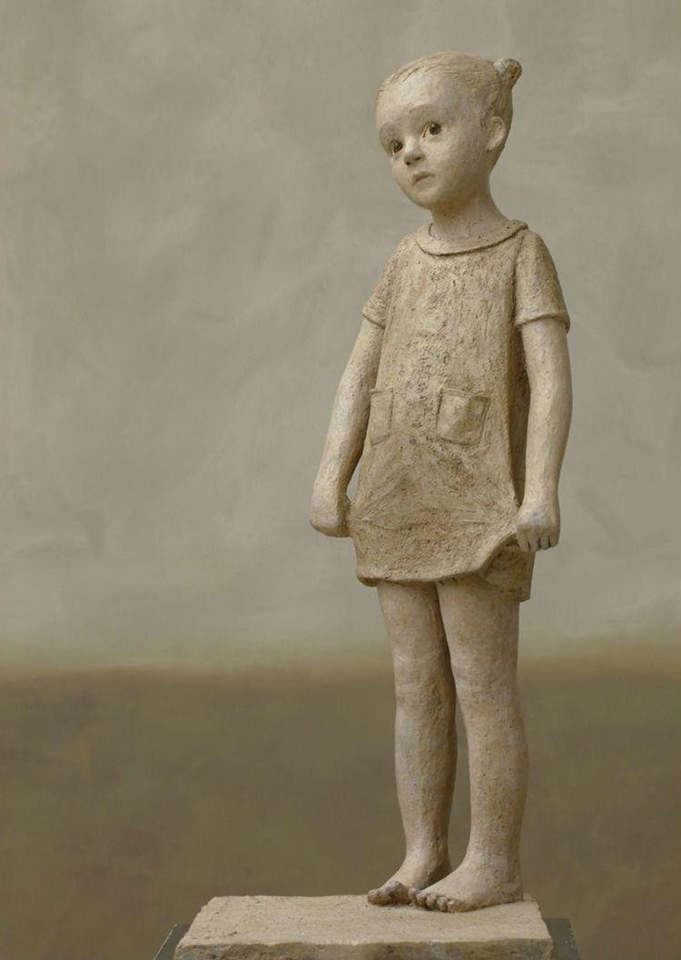 雕塑家贝里特.希尔德作品展_图1-4