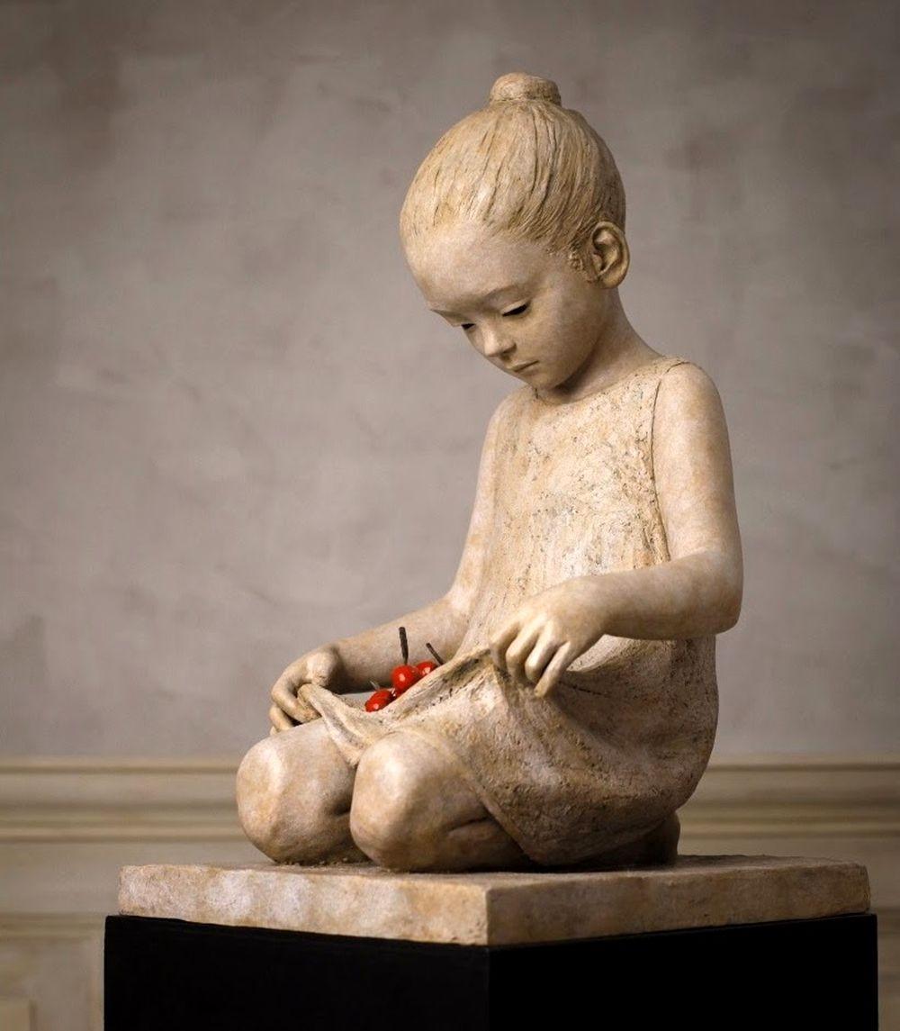 雕塑家贝里特.希尔德作品展_图1-6