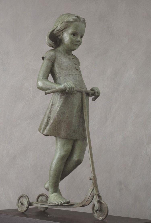 雕塑家贝里特.希尔德作品展_图1-7