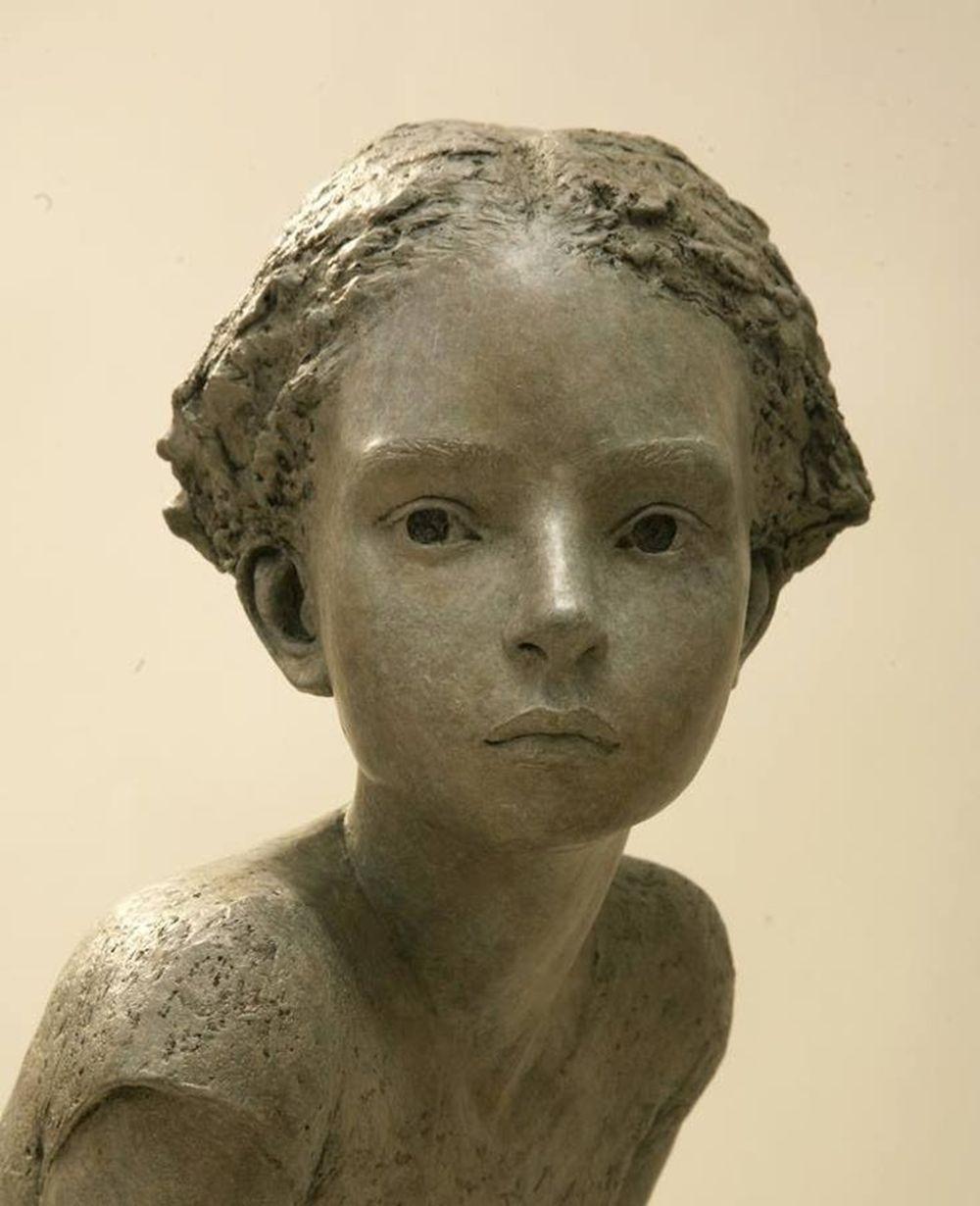 雕塑家贝里特.希尔德作品展_图1-8