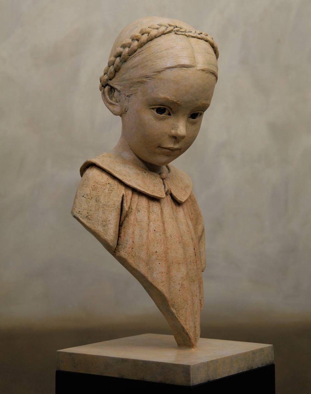 雕塑家贝里特.希尔德作品展_图1-9