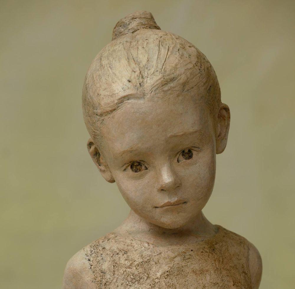 雕塑家贝里特.希尔德作品展_图1-10